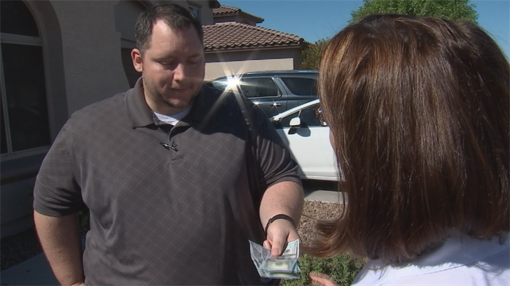 Ryan Sidebottom helps out his family and community so a neighbor decided to Pay It Forward. (Source: 3TV/CBS 5)