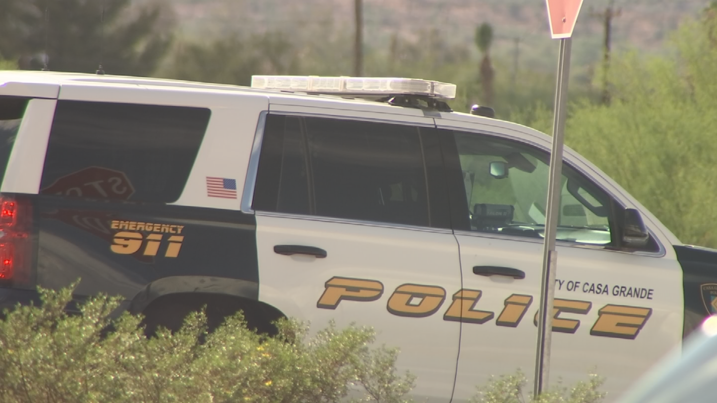 Casa Grande police officers have been ordered to take extra driver safety training after a spike in fender benders involving police vehicles. (Source: 3TV/CBS 5)