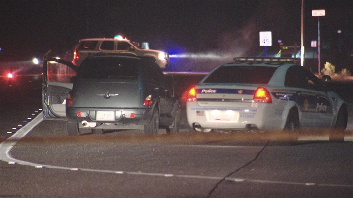 The driver stayed on the scene and rendered aid to the injured man, who later died in the hospital. (Source: 3TV/CBS 5)