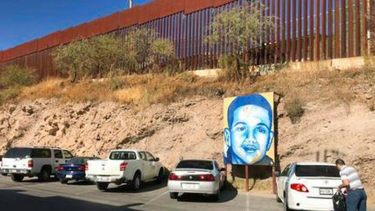 Closing arguments are expected in Tucson, Ariz., this week in the trial of U.S. Border Patrol agent Lonnie Swartz, charged in the 2012 fatal shooting 16-year-old Jose Antonio Elena Rodriguez across the Mexican border. (AP Photo/Anita Snow, file)
