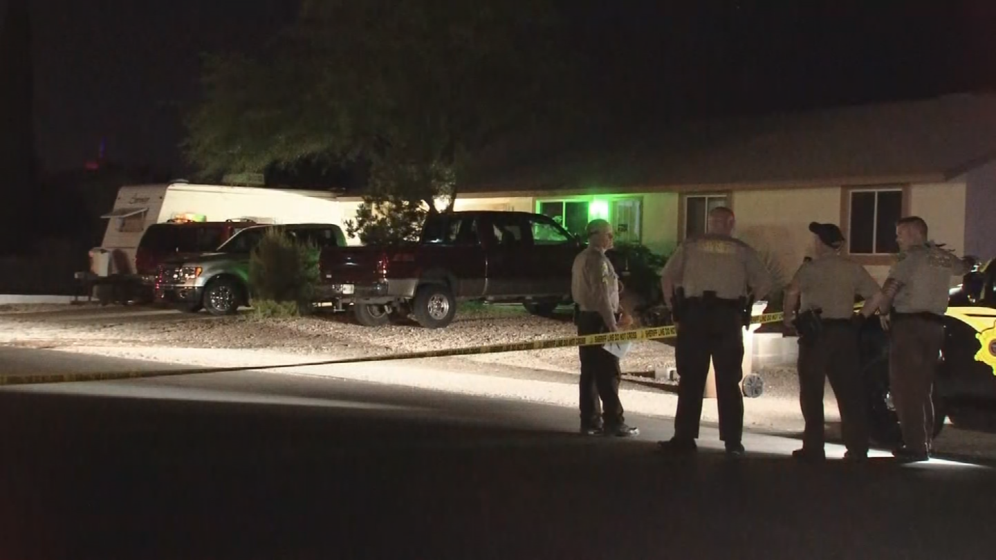 The suspect in Monday's deadly shooting was found in New Mexico, MCSO said. (Source: 3TV/CBS 5)