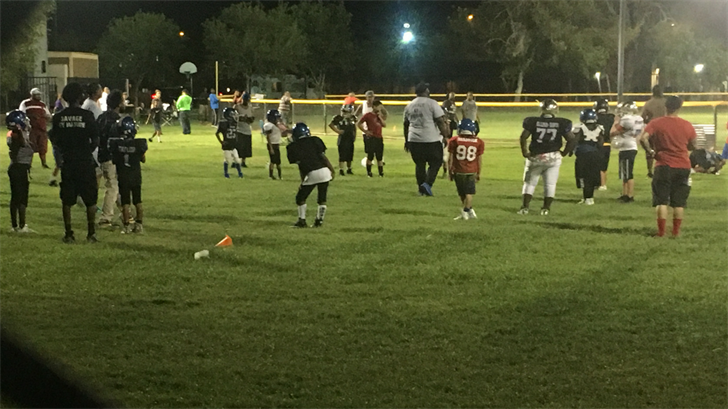 Thieves stole information for dozens of players in a youth football league in the west Valley. (Source: 3TV/CBS 5)