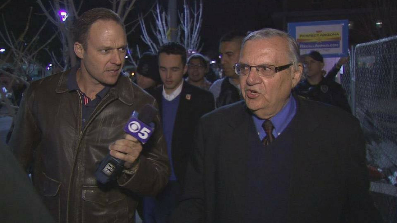 Arpaio's expense disclosure listed mainly payments to consulting firms, fundraisers and direct mail expenses. (Source: 3TV/CBS 5)