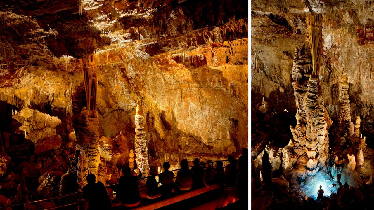Kartchner Caverns underground splendor. (Source: Arizona State Parks & Trails)