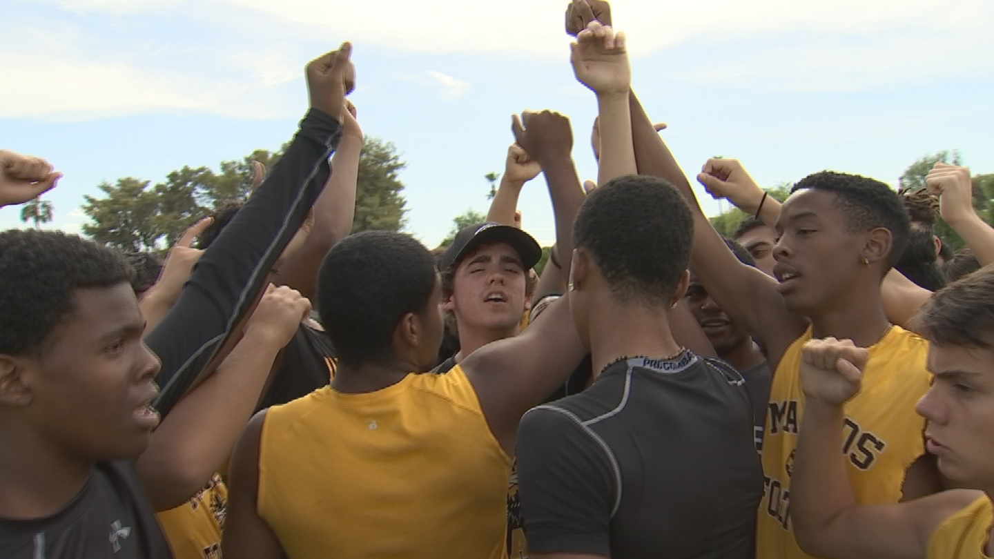 The beauty about the Padres football team is they have a blue-collar mentality that does whatever it takes to play the game. (Source: 3TV/CBS 5)