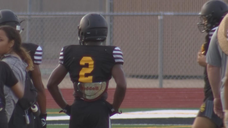 Marqui Johnson was ruled ineligible to play his senior season at Saguaro High School. (Source: 3TV/CBS 5)