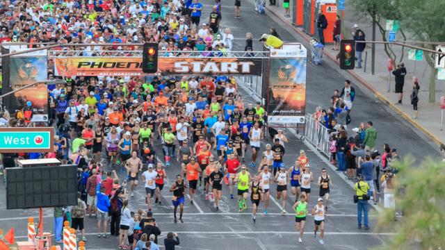 Thousands participate in 3TV Phoenix 10K & Half Marathon every year. (Source: phoenix10k.com)