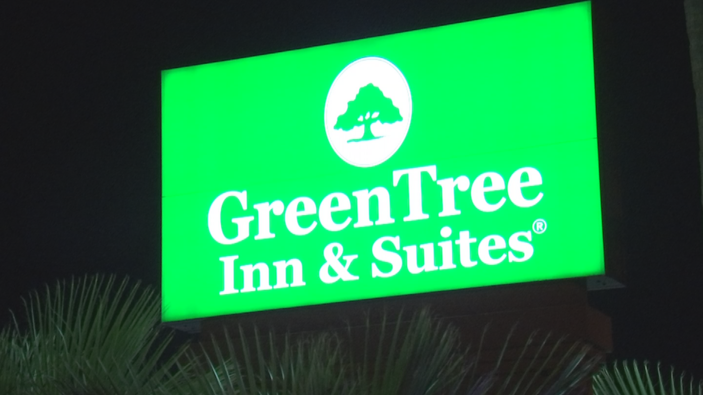 Police say officers responded to the inn near 48th Street and Broadway Road around 9:06 p.m. (Source: 3TV/CBS 5)