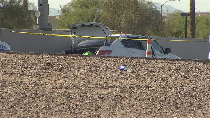 The woman found dead in the car in Peoria was identified as 29-year-old Stella W. Kiarie, per DPS. (Source: 3TV/CBS 5)