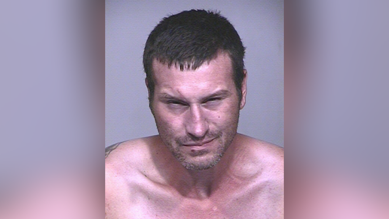 Justin McKnight. (Source: Scottsdale Police Department)
