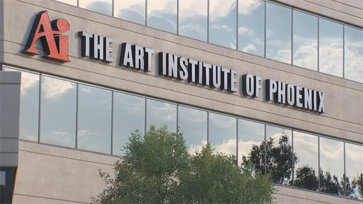 Students received an email letting them know that at the end of the year, the Art Institute of Phoenix will be closing its doors for good. (Source: 3TV/CBS 5)
