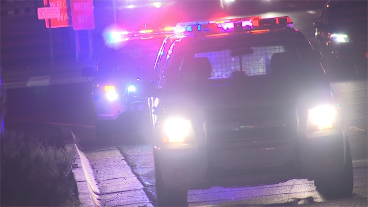 Police say officers responded to the scene near 48th Street and Broadway Road around 9:06 p.m. (Source: 3TV/CBS 5)