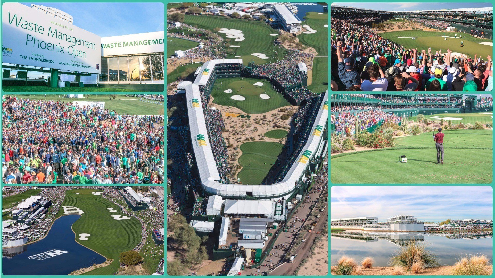Image result for Phoenix Open 2018 live