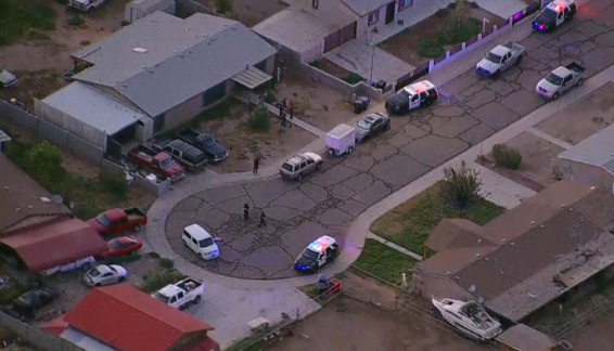 1 man dead, another hospitalized after shooting in Avondale, pol